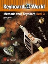 Keyboard World - Deel 3 - Boek met Cd