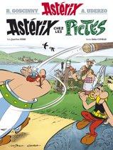 Boek cover Astérix chez les Pictes - 35 van Rene Stoeltie (Onbekend)