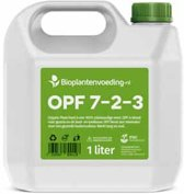 Organic Plant Feed 7:2:3 - 1 liter | Biologische plantenvoeding
