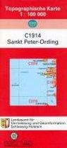 Sankt Peter-Ording 1 : 100 000