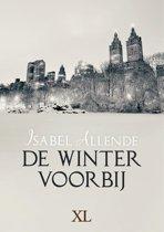 De winter voorbij - grote letter uitgave