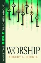 What the Bible Teaches about Worship