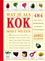 Boek cover Wat je als kok moet weten van Vitataal