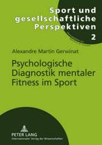 Psychologische Diagnostik Mentaler Fitness Im Sport