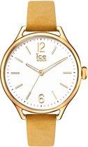 Ice-Watch IW013060 Horloge - Leer - Beige - 38 mm