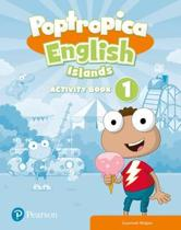 Poptropica English Islands Level 1 Activity Book