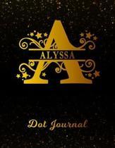 Alyssa Dot Journal