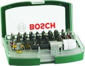 Bosch Bitset - 32 delig - Met kleurcode