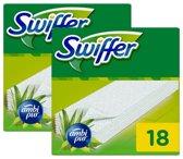 Swiffer - Vloerdoekjes droog - 36 doekjes (2x18)