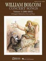 Concert Songs - Volume 2 (2001-2012)