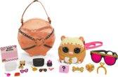 Afbeelding van L.O.L. Surprise Eye Spy Biggie Pets MC Hammy - hamster speelgoed