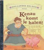 Hollandse Helden 15 - Kenau - Zilveren boekje - Kenau komt je halen!