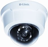 D-Link DCS-6112 Full HD PoE Fixed Dome Network Camera - Wit