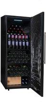 Climadiff PCLP205 - Wijnklimaatkast - Polyvalent Premium (204 flessen) Energieklasse A