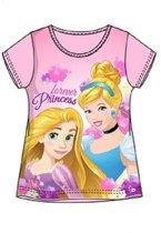 Disney Prinsessen t-shirt roze maat 116