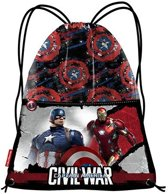 The Avengers Captain America gymtas Civil War