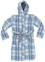 Nobel bathrobe R7 Blue 164/XS