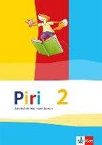 Piri Das Sprach-Lese-Buch. Arbeitsheft Fördern inklusiv 2. Schuljahr