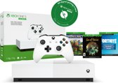Afbeelding van Xbox One S console (1TB) All-Digital Edition + Fortnite + Sea of Thieves + Minecraft.