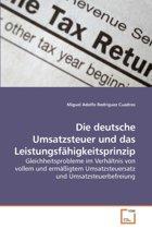 Die Deutsche Umsatzsteuer Und Das Leistungsfhigkeitsprinzip