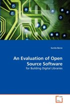 An Evaluation of Open Source Software