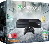 Microsoft Xbox One Tom Clancy's The Division - 1TB - Zwart - Xbox One