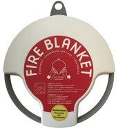 Fire Blanket blusdeken, niet geschikt voor frituurbranden