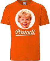 Logoshirt T-Shirt Brandt Zwieback