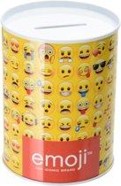Emoji Spaarpot Emoji Klein 250 Ml Geel