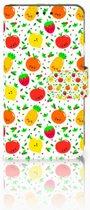 LG X Style Boekhoesje Design Fruits