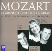 Clarinet Concerto & Arias
