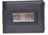 Nintendo - Metal Controller Bifold Portemonnee - Zwart
