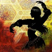 Arabische Schilderij Buikdanseres Shadow