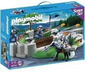 Playmobil Superset Ridder-bastion - 4014