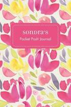 Sondra's Pocket Posh Journal, Tulip