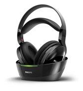 Philips SHC8800 - Draadloze over-ear koptelefoon