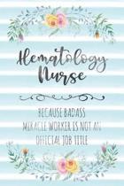 Hematology Nurse