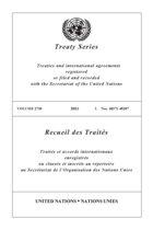 Treaty Series 2730