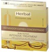 Herbal Hispania Sun Repair Intensive Treatment Pack 4 Ampoules