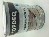 TOPDEQ Aquaprimer PU / Grondverf WA - Gebroken Wit 2,5 Liter