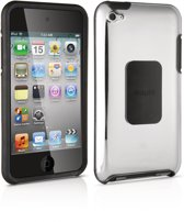 Philips DLA4224 Harde siliconen hoes voor iPod Touch 4G - Transparant