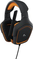 Logitech G231 - Prodigy Gaming Headset - Pc + PS4 + Xbox One