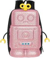 Peuter rugzak Robot (Roze-Tuigje)