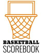 Basketball Scorebook: 50 Game Scorebook for Basketball Games - Scoring by Half