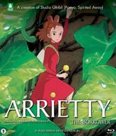 Arrietty The Borrower (Blu-ray)