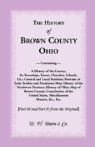The History of Brown County, Ohio