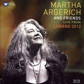 Martha Argerich..