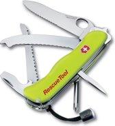 Victorinox RescueTool 15 functies zakmes rvs geel