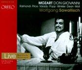 Mozart Don Giovanni; Sawallisch