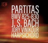 Partitas For Harpsichord, Bwv 825-830